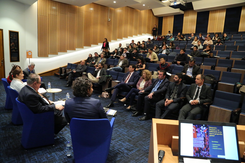 Simposio: Turquía y su influencia en la nueva geografía global 8