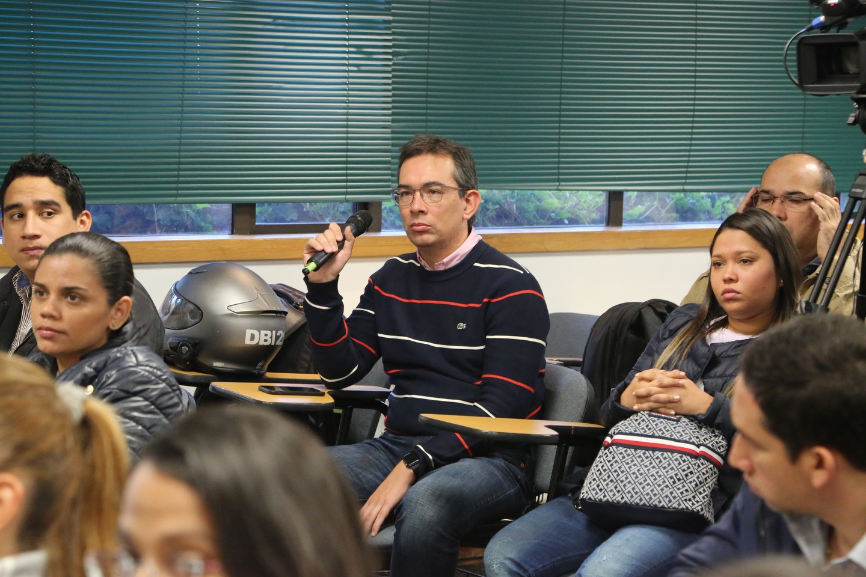 Seminario de discusión: El principio de proporcionalidad en el Derecho Administrativo colombiano
