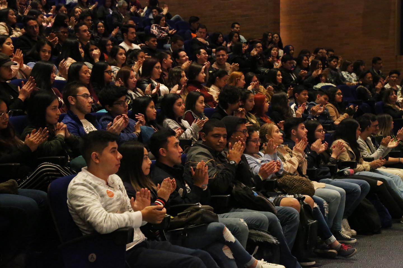 Bienvenida estudiantes primer semestre II - 2019