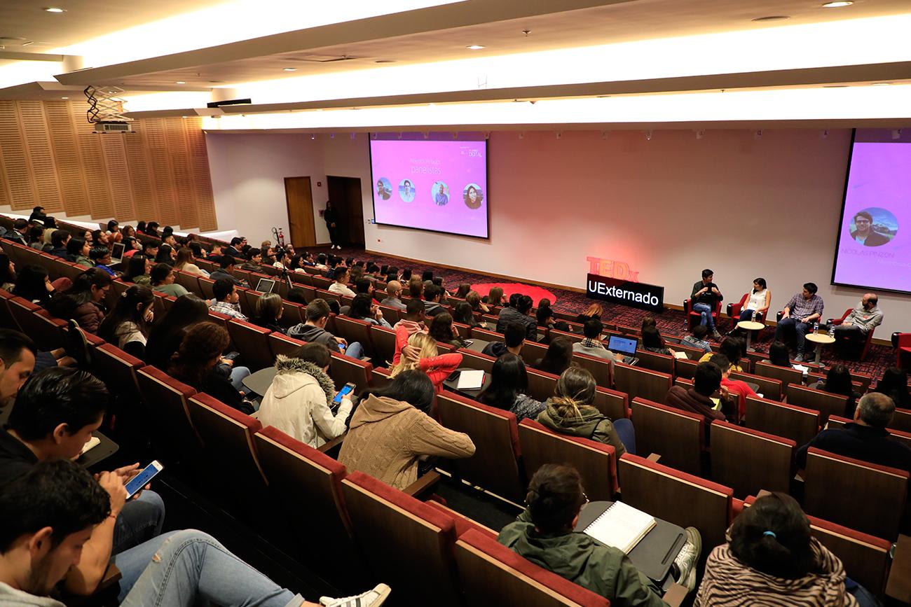 La digitalización se tomará el próximo TEDxUExternadoSalón