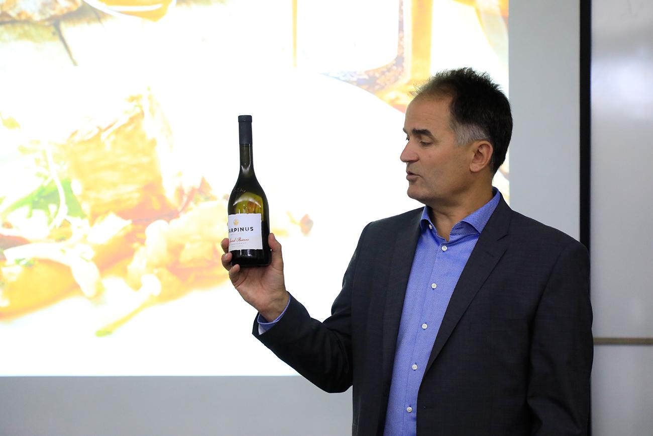 Hungría como país productor de vinos