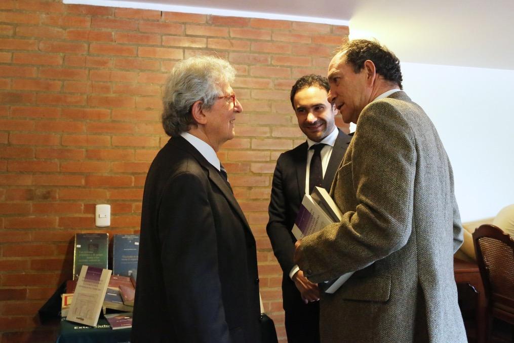 Visita Profesor Sandro Schipani 1