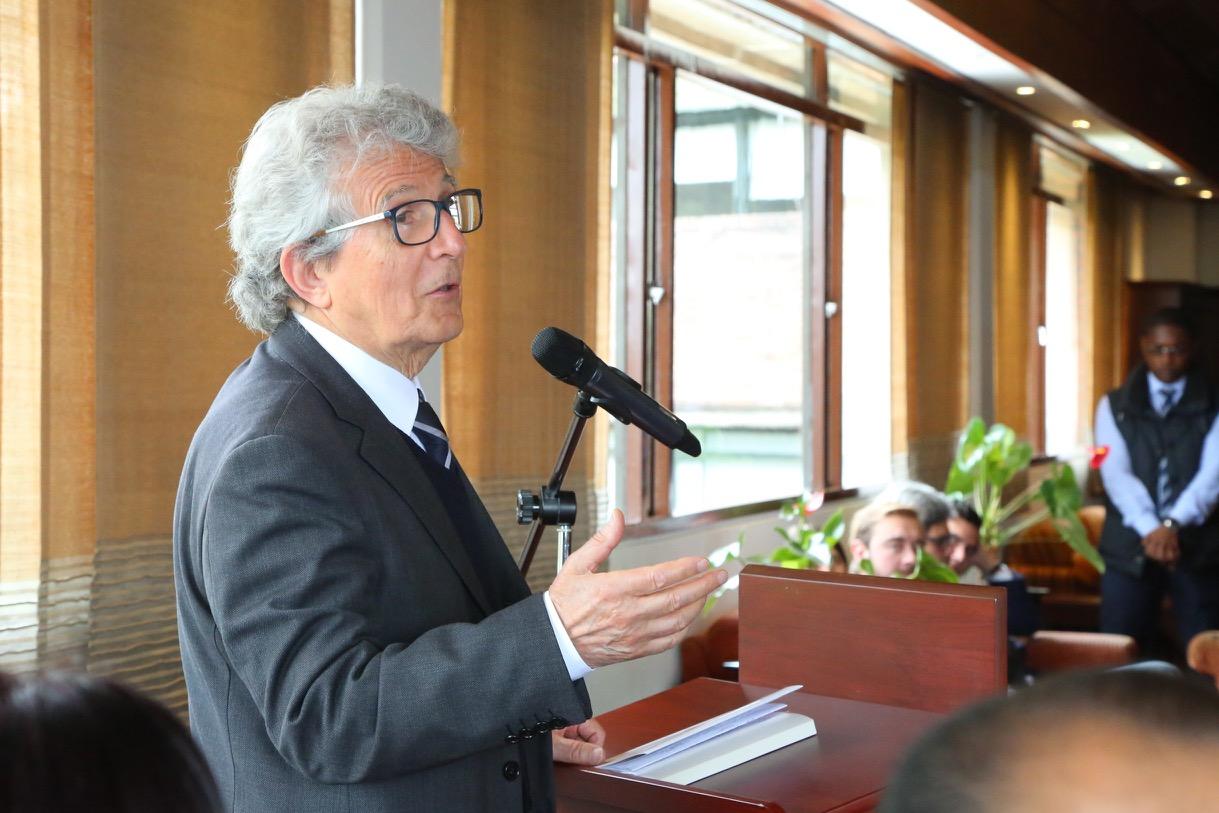 Visita Profesor Sandro Schipani 5