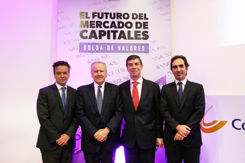 """Foro: """"El futuro del mercado de capitales"""" 18"""