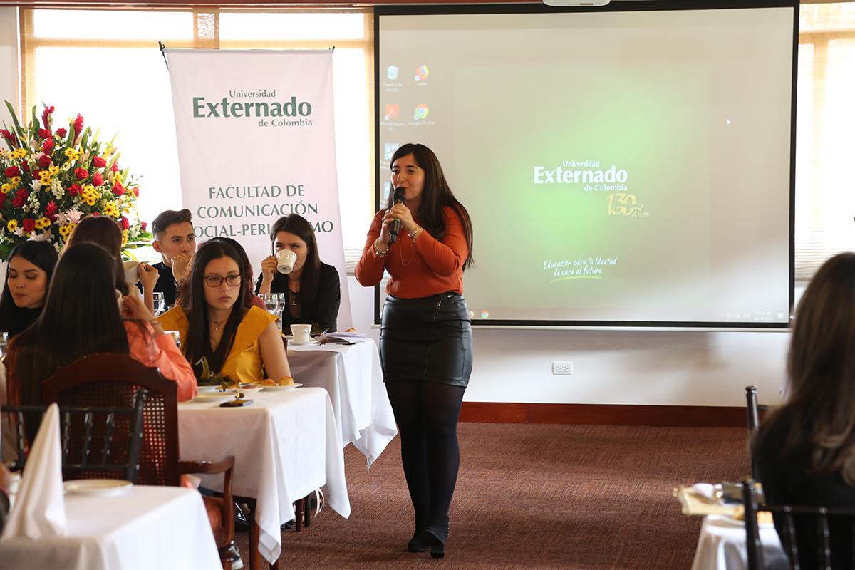 Despedida a sus futuros graduandos de Comunicación Social – Periodismo