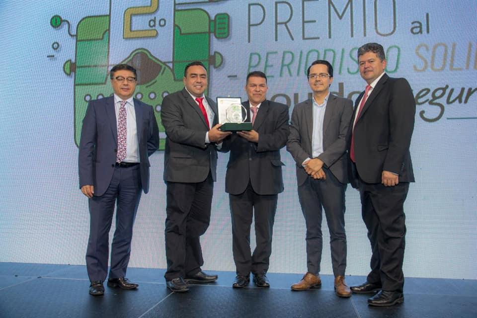 Facultad de Comunicación Social - Periodismo, jurado en el Premio al Periodismo Solidario 2019