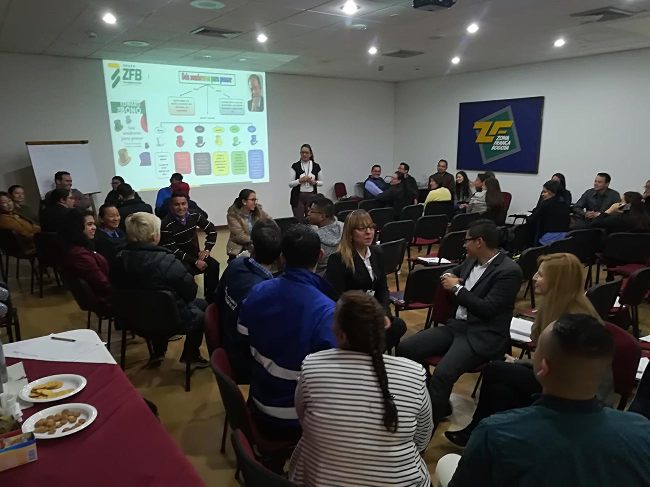 Zona Franca Bogotá: Francamente Responsable. Cortesía Zona Franca de Bogotá
