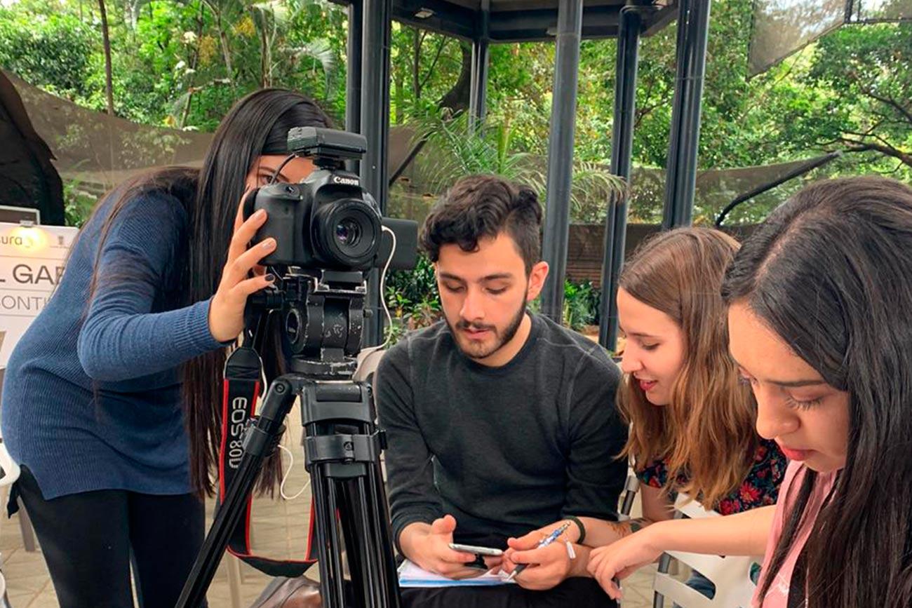Festival Gabo 2019 incluyó en su equipo de prensa a 90 estudiantes de la Facultad de Comunicación Social – Periodismo del Externado