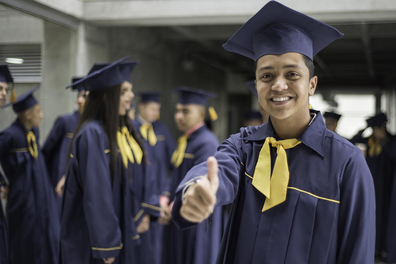 Fundación Luker: Universidad en tu Colegio.Cortesía Fundación Luker