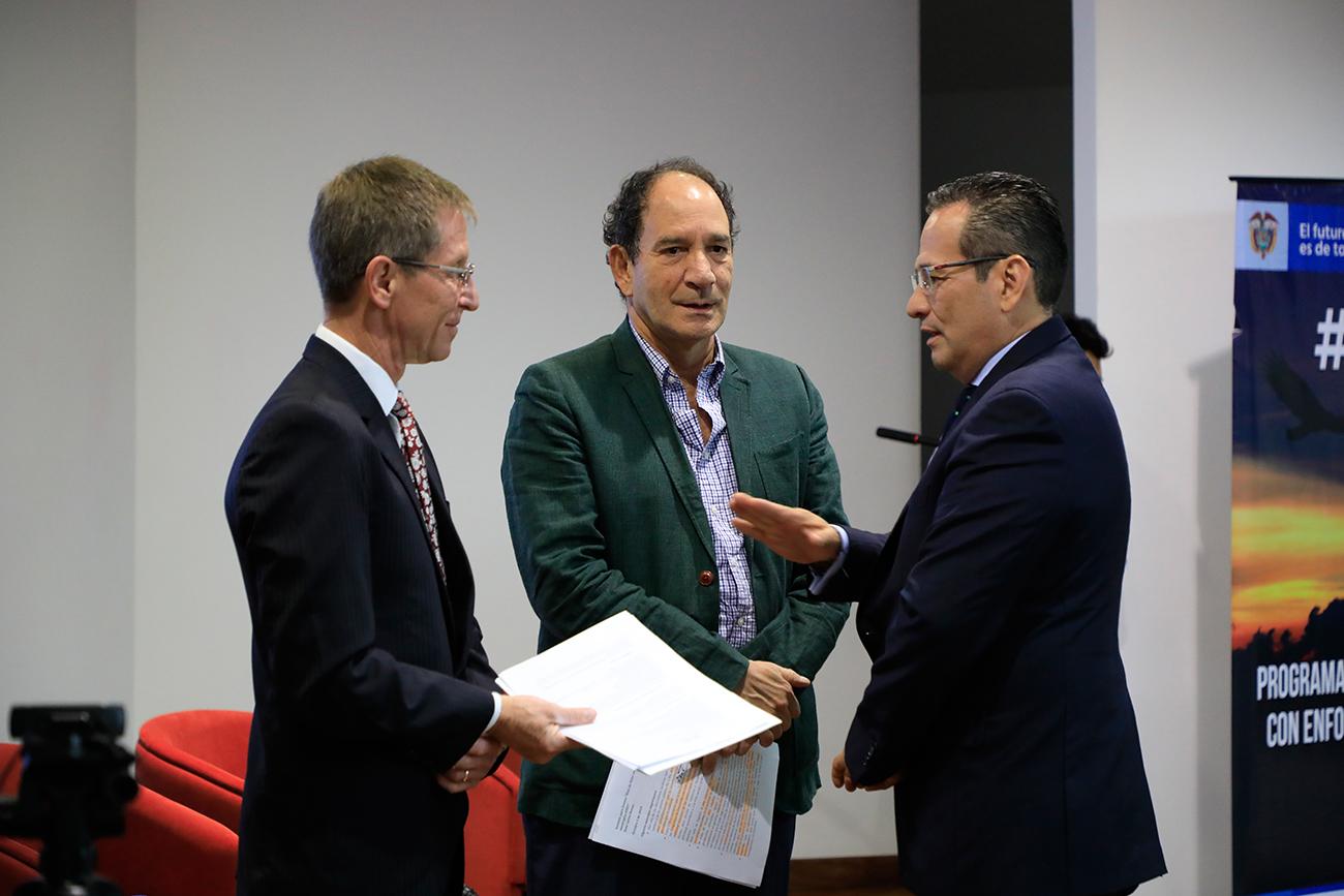 Hoja de Ruta: una planeación de largo plazo de los Programas de Desarrollo con Enfoque Territorial (PDET) 1