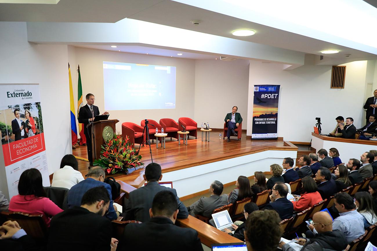 Hoja de Ruta: una planeación de largo plazo de los Programas de Desarrollo con Enfoque Territorial (PDET) 18
