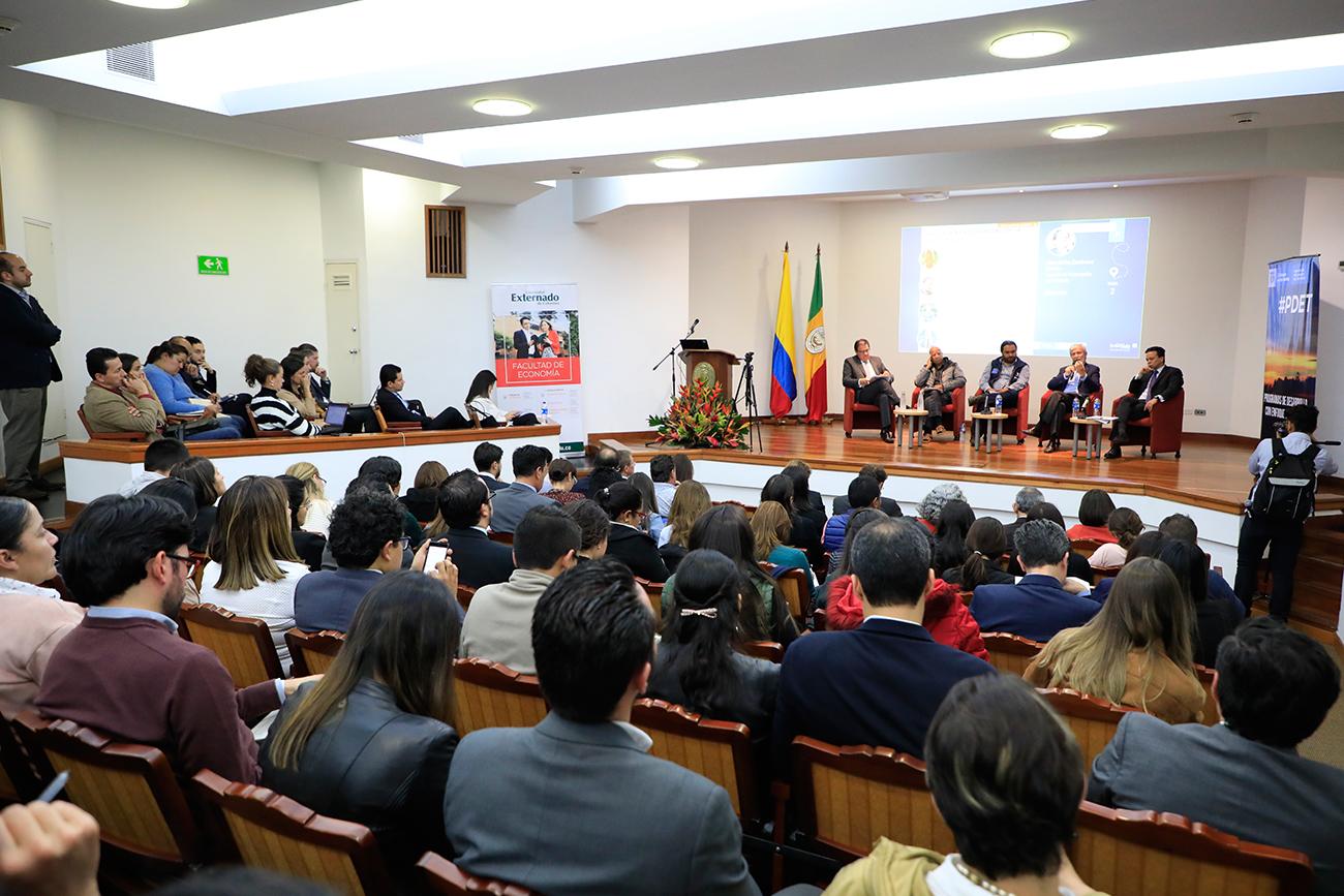 Hoja de Ruta: una planeación de largo plazo de los Programas de Desarrollo con Enfoque Territorial (PDET) 23