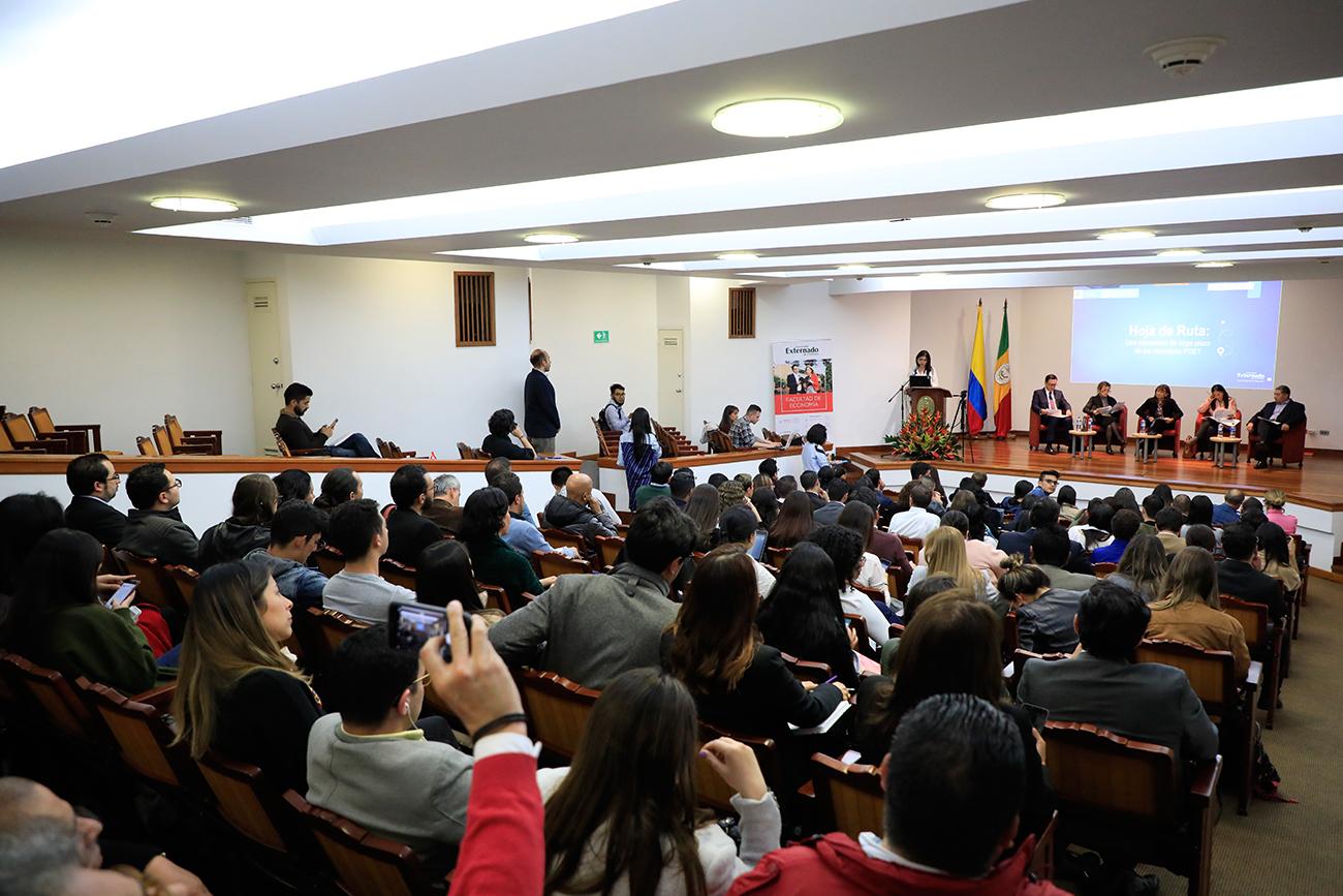 Hoja de Ruta: una planeación de largo plazo de los Programas de Desarrollo con Enfoque Territorial (PDET) 26