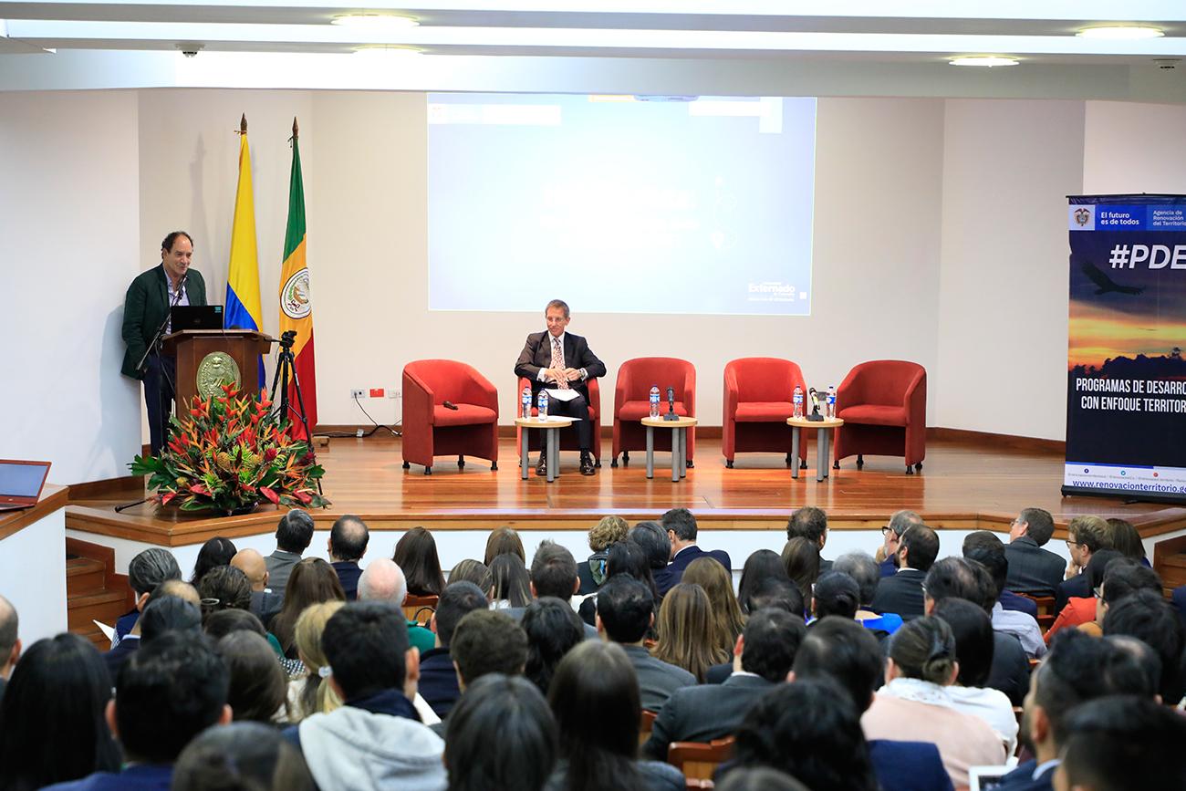 Hoja de Ruta: una planeación de largo plazo de los Programas de Desarrollo con Enfoque Territorial (PDET) 5