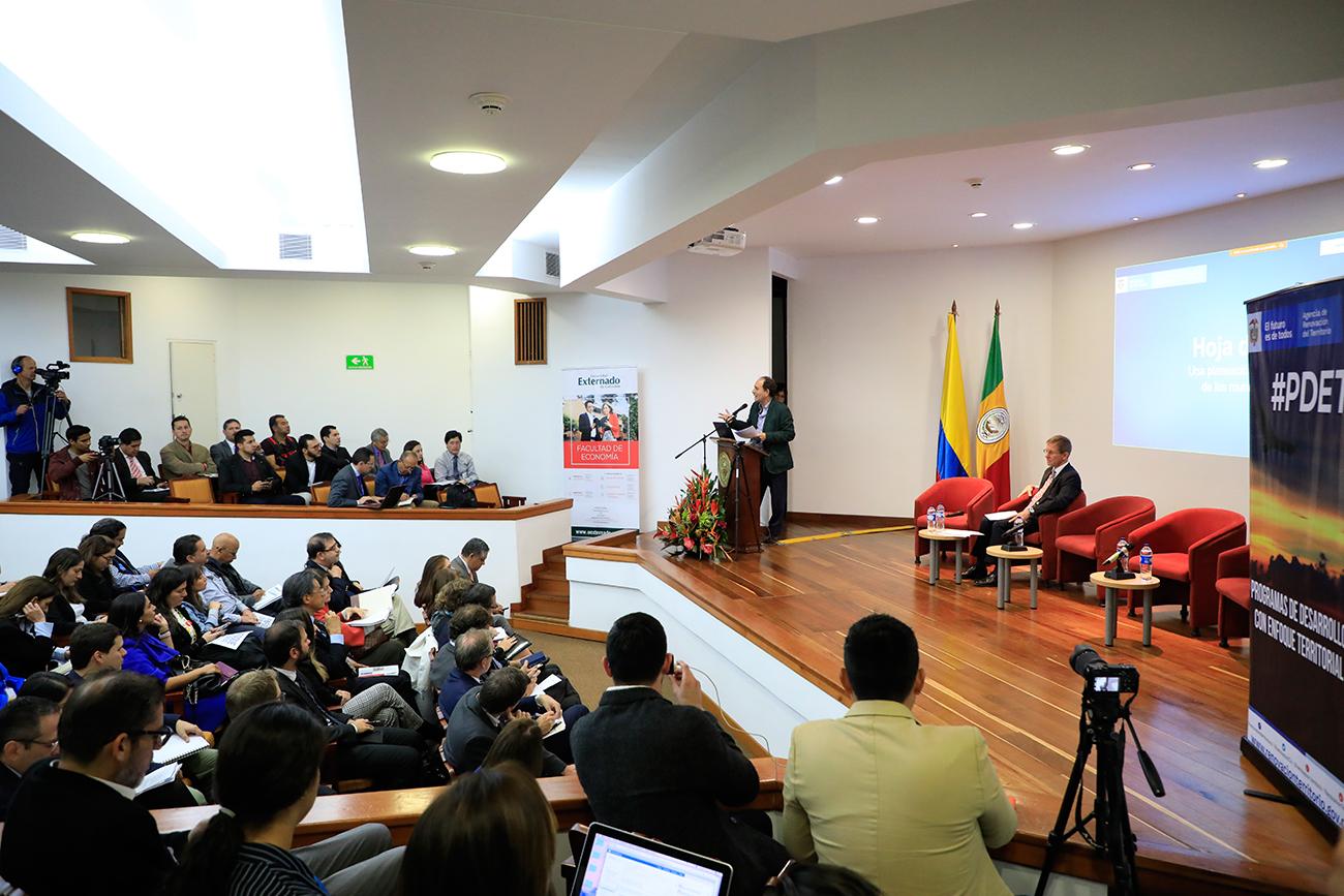 Hoja de Ruta: una planeación de largo plazo de los Programas de Desarrollo con Enfoque Territorial (PDET) 7