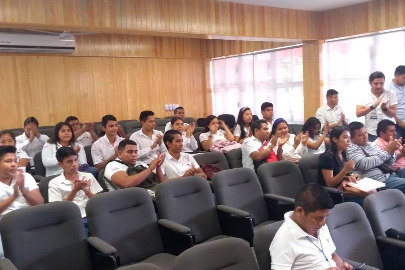 Seminario internacional en México