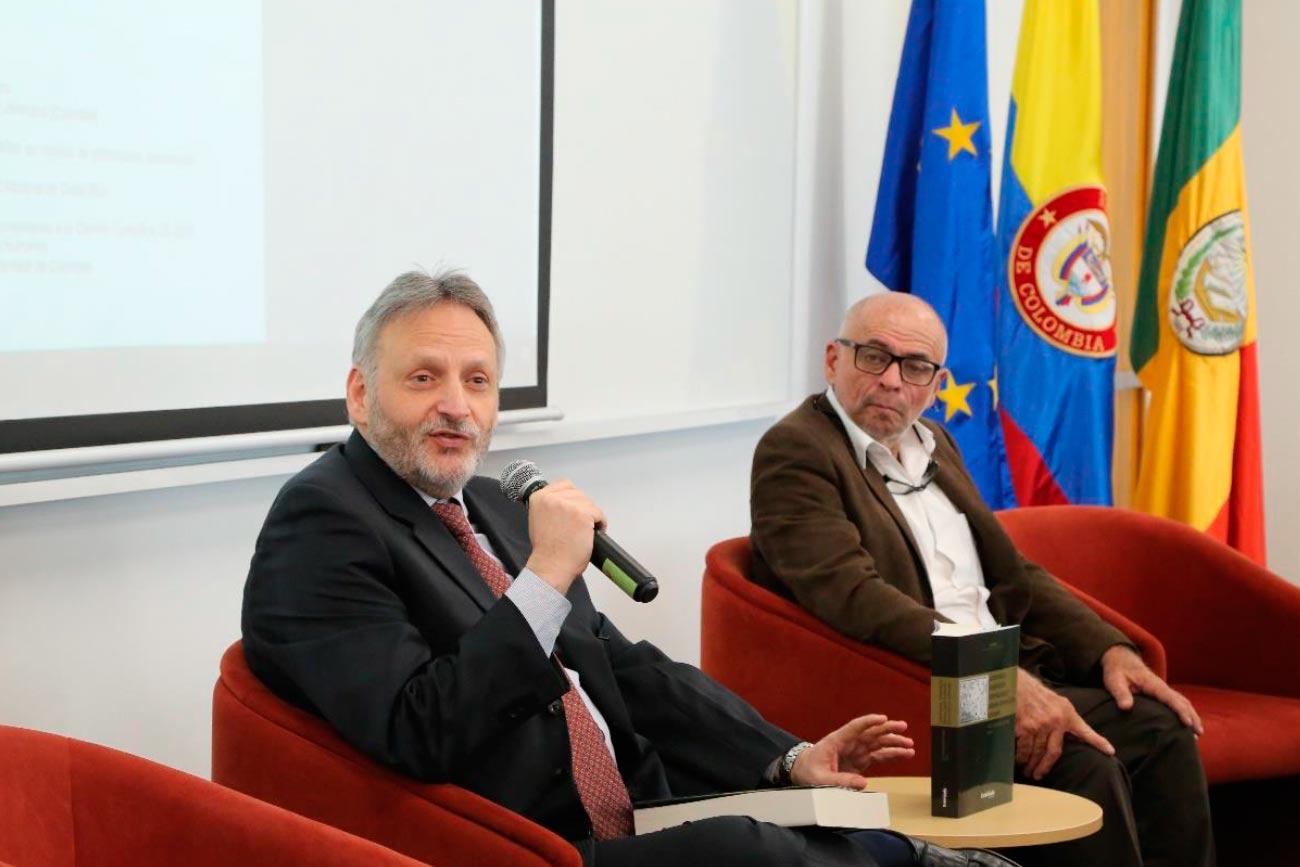 Celebraciones exitosas del XIV Seminario Internacional de la Cátedra Jean Monnet, en Culiacán, Bogotá y Roma