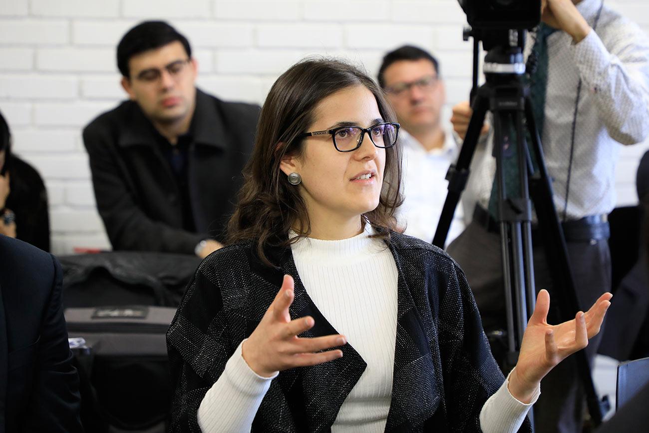"""Presentación del libro """"La prueba de oficio en el proceso civil colombiano"""""""