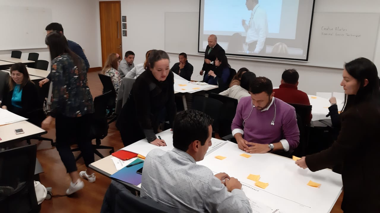 Seminario Design Thinking and Innovation 1