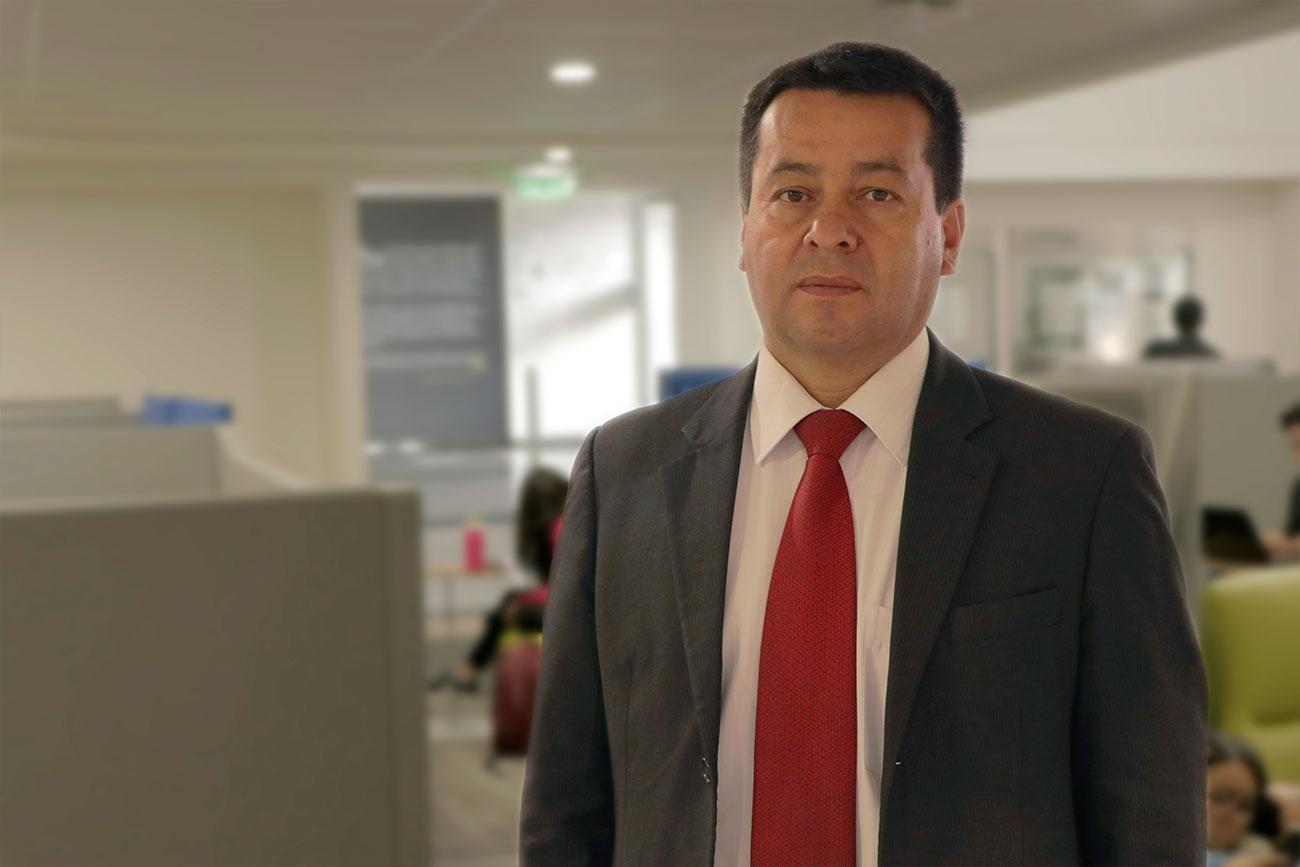 Javier Villamil