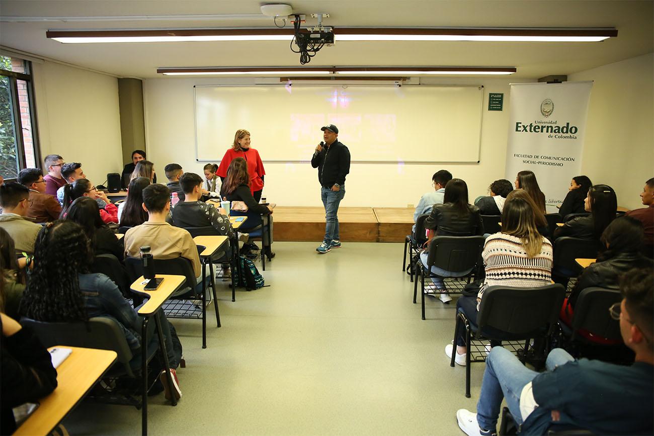 Bienvenida Estudiantes 2020-1 Comunicación Social