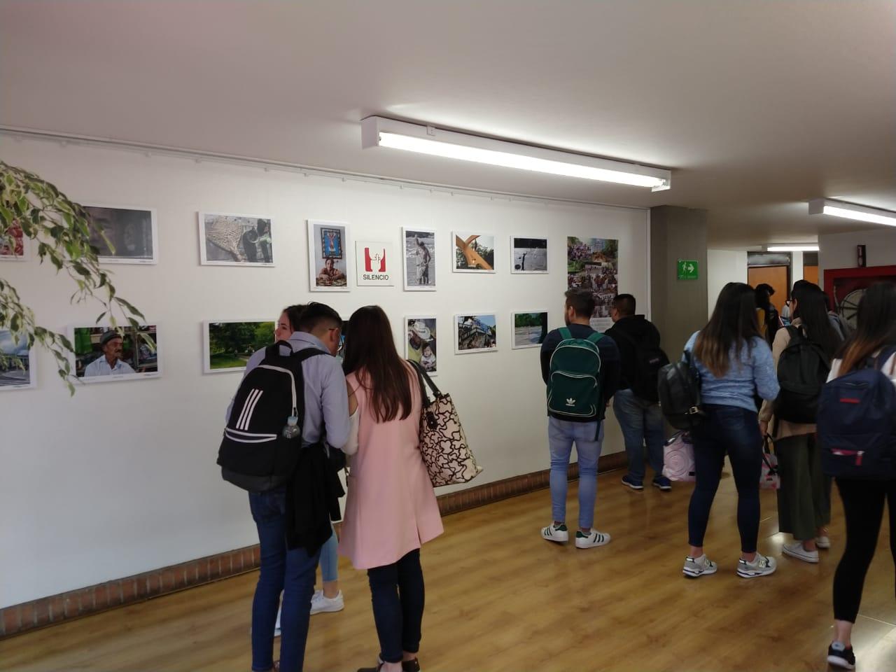 Exposición fotográfica sobre Honda, Tolima