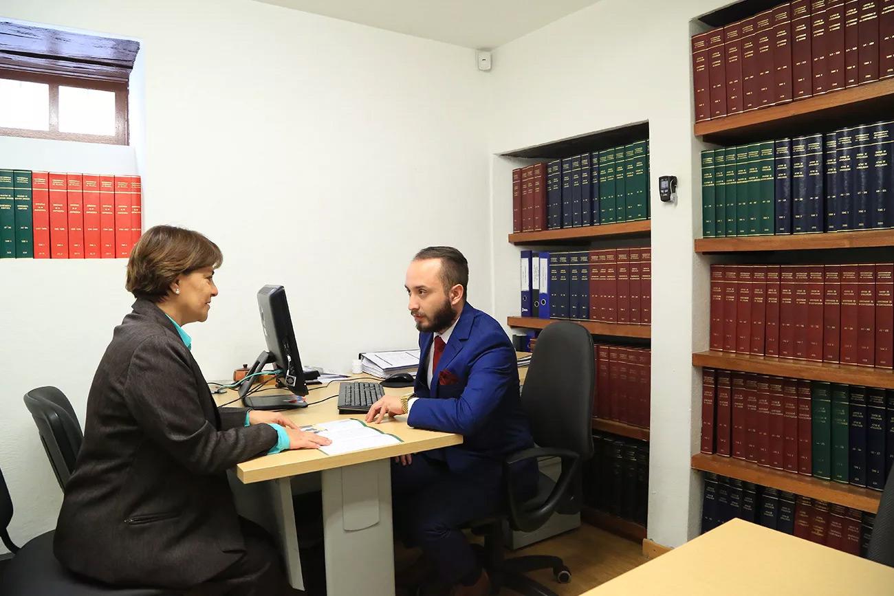 oficina de derecho