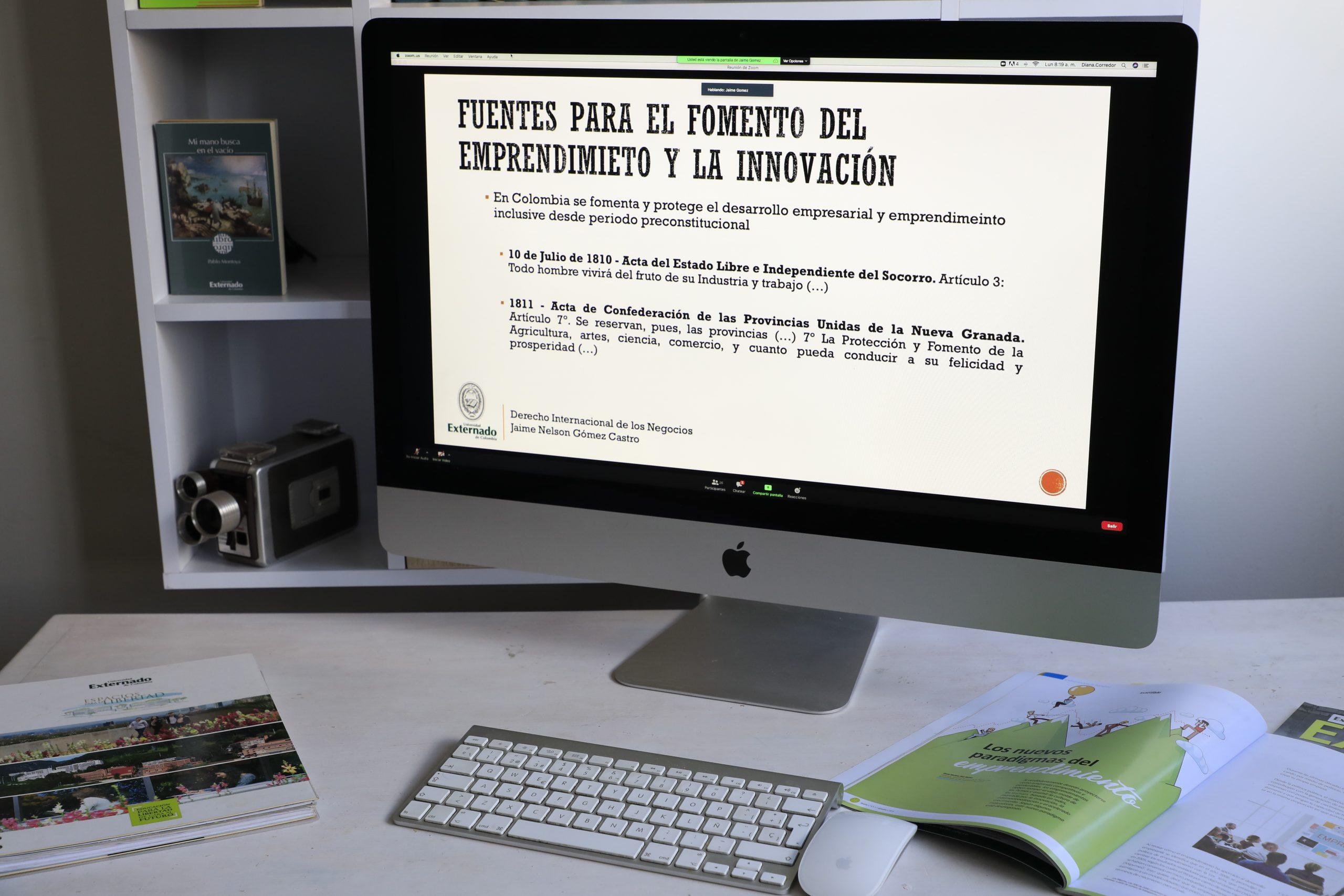 Innovación, competencia y productividad empresarial en Colombia