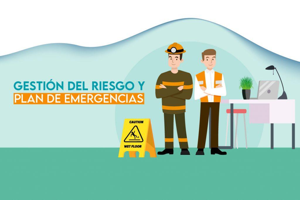 Gestión del riesgo y plan de emergencias