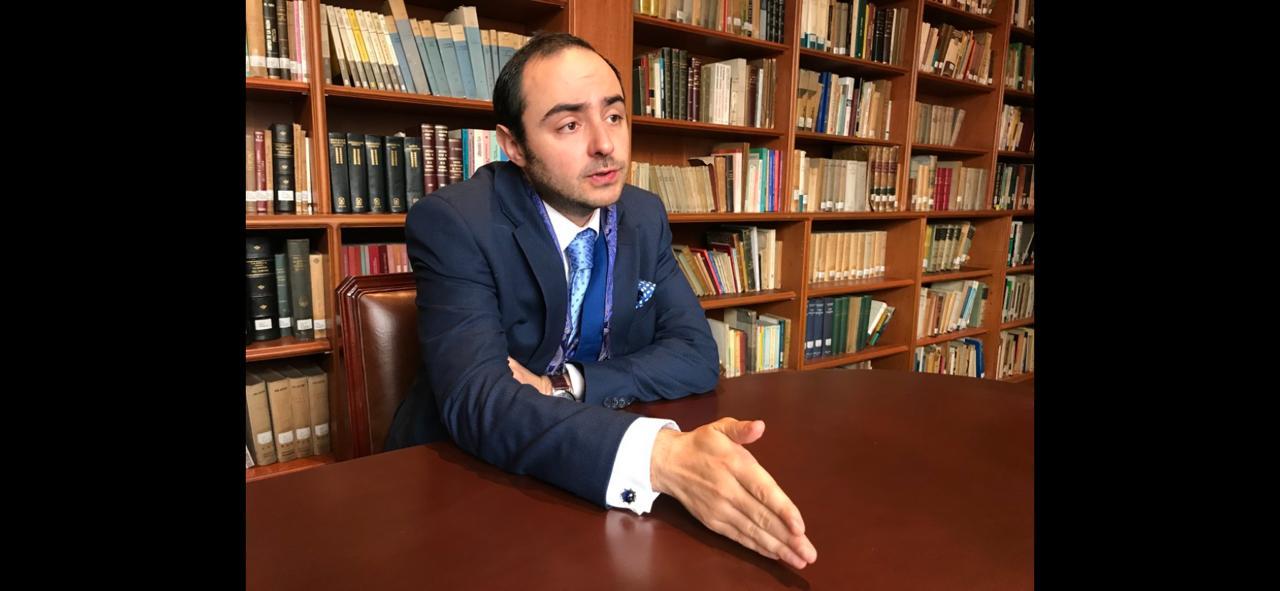 Investigador Camilo Noguera Pardo