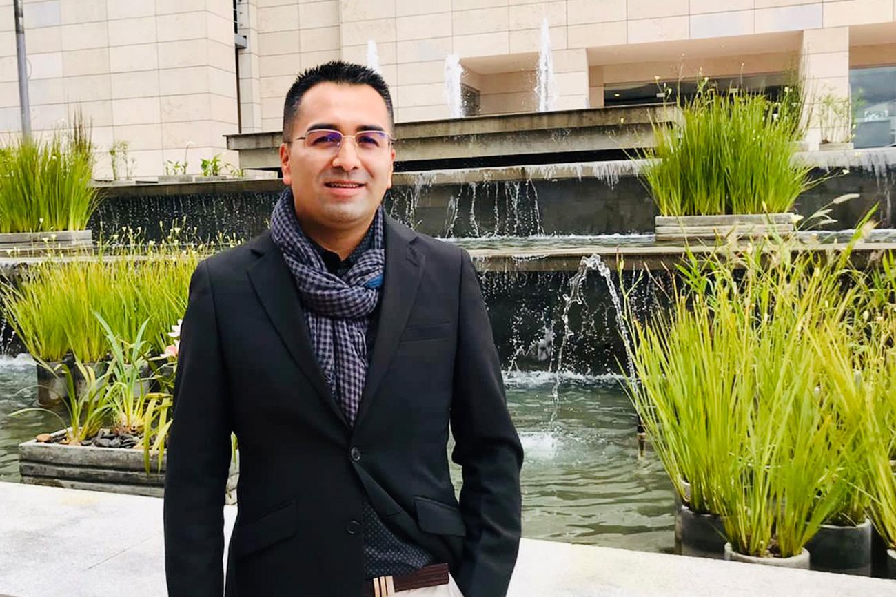 Aldemar Alfonso Rojas Pérez